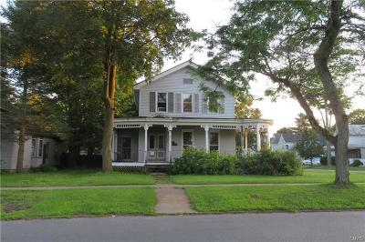 Rome Multi Family Home For Sale: 327 W W Thomas And Various Properties (Package Deal) Street