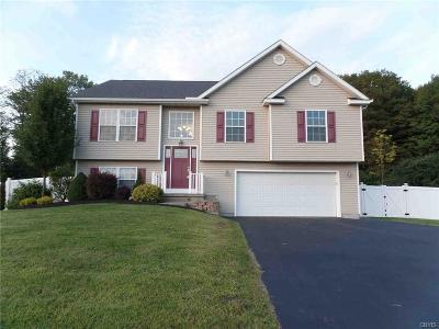 New Hartford NY Single Family Home For Sale: $369,000