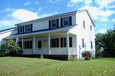 Hannibal Single Family Home For Sale: 13162 State Route 176