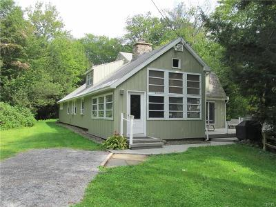 Camden Single Family Home For Sale: 8408 Whiskey Island Road