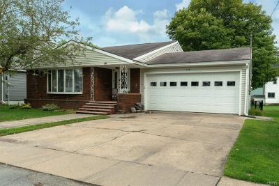 St Lawrence County Single Family Home For Sale: 144 Rowley Street