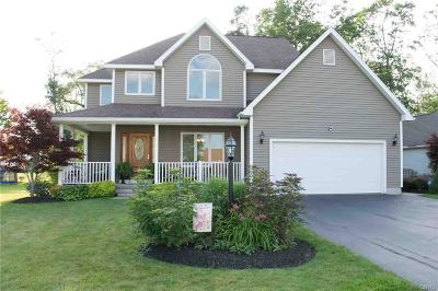 Whitesboro Single Family Home For Sale: 103 Trails Crossing