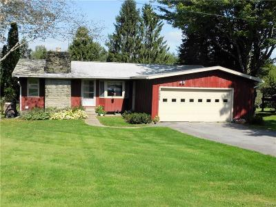 Holland Patent Single Family Home For Sale: 7959 S Hill Road #NS