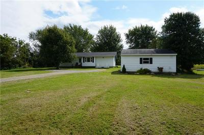 Verona Single Family Home Active Under Contract: 6291 Germany Road