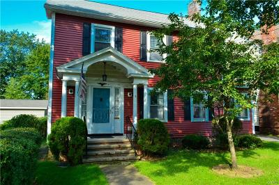 Utica Single Family Home For Sale: 23 Parkside Court