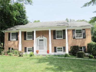 New Hartford Single Family Home Active Under Contract: 12 Woodberry Road