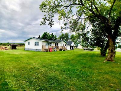 St Lawrence County Single Family Home For Sale: 551 County Route 11