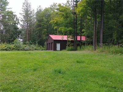 Pompey Residential Lots & Land For Sale: 8961 Cazenovia Road