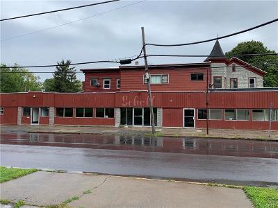 Utica Multi Family Home For Sale: 1402 - 1408 Whitesboro Street