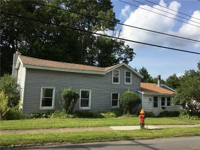 New York Mills Single Family Home For Sale: 44 Clinton Street