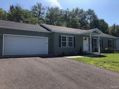 Rome Single Family Home For Sale: 7788 Gifford Road