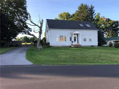 Jefferson County, Lewis County Single Family Home For Sale: 18603 County Route 69