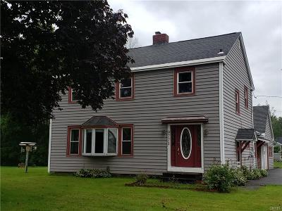 Marcy Single Family Home For Sale: 9771 River Road #NS