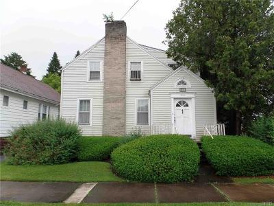 Utica Single Family Home Active Under Contract: 2643 Sunset Avenue