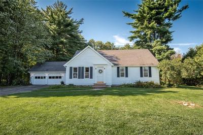 Rome Single Family Home For Sale: 7719 Gifford Road