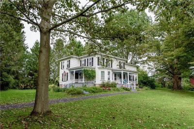 Hannibal Single Family Home For Sale: 12924 White Cemetery Road