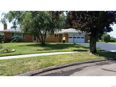 Rochester Single Family Home For Sale: 47 Highview Drive