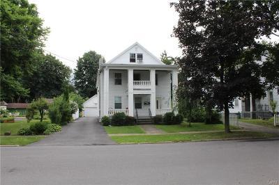 Utica Multi Family Home For Sale: 2503 Sunset Avenue
