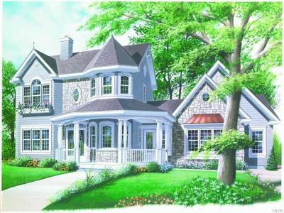 New Hartford Single Family Home For Sale: 202 Glendale Ave. Lot 2
