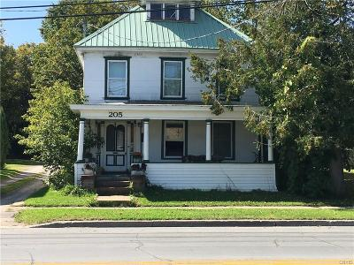 Boonville Single Family Home For Sale: 205 Main