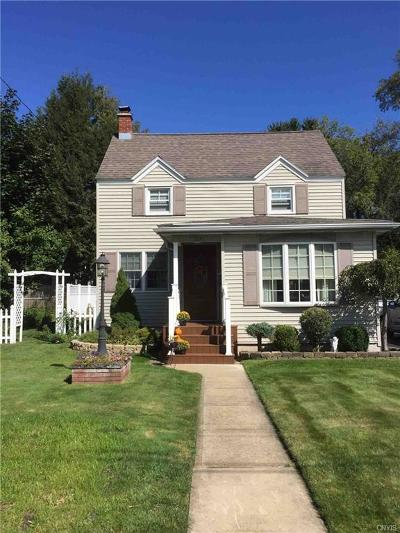 Rome Single Family Home For Sale: 507 Riverside Drive