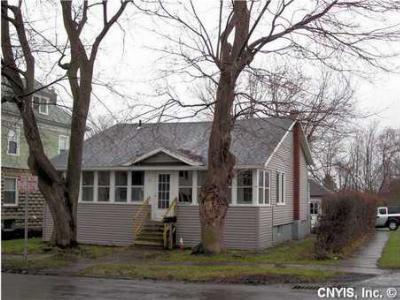 Watertown-City NY Single Family Home Sold: $114,900