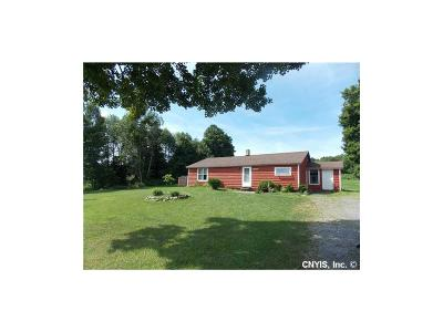 Single Family Home Sold: 35464 Line School Rd