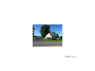 Vernon NY Single Family Home S-Closed/Rented: $142,350
