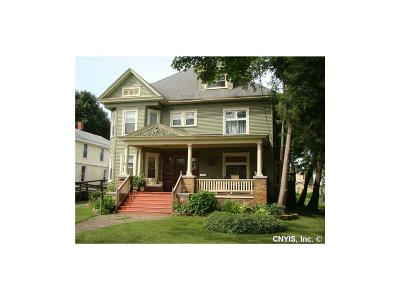 Oneida-Inside NY Single Family Home S-Closed/Rented: $177,100