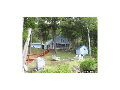 Lewis County Single Family Home A-Active: 14401 Hermitage Road