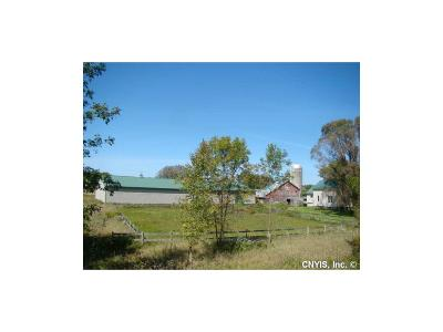 Residential Lots & Land Sold: 6903 Ny Rt 46