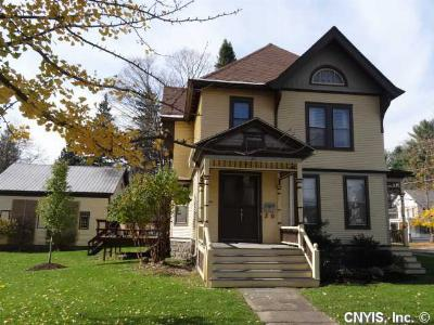 Single Family Home Sold: 30 Maple Ave