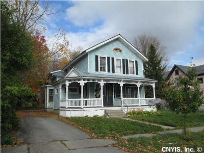 Watertown-City NY Multi Family Home Sold: $185,000