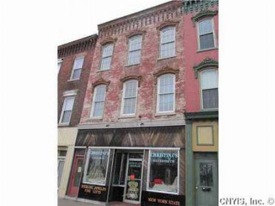 Seneca Falls NY Commercial For Sale: $69,900