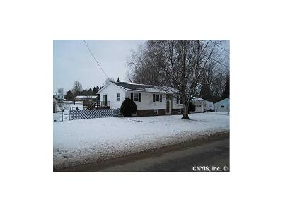 Verona NY Single Family Home S-Closed/Rented: $132,000