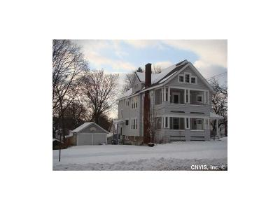 Dewitt NY Multi Family 2-4 Sold: $142,900