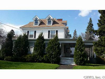 Geneva NY Single Family Home For Sale: $269,900