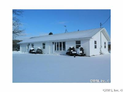 Single Family Home Sold: 9520 State Route 26