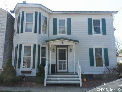 Ovid NY Single Family Home For Sale: $54,900