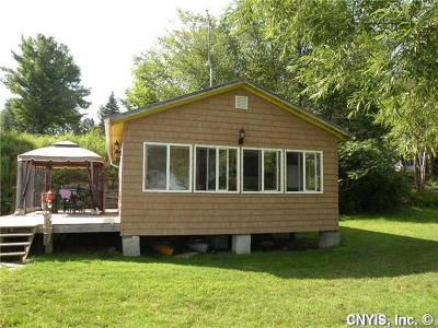 Hammond NY Single Family Home A-Active: $135,900