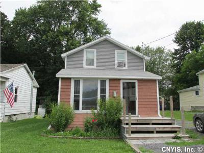 Waterloo NY Single Family Home A-Active: $82,900