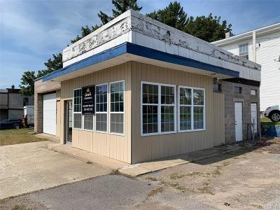 Oswego-City Commercial For Sale: 105 W Bridge Street