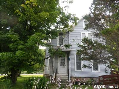 Antwerp NY Single Family Home A-Active: $128,800