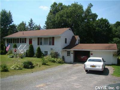 Verona NY Multi Family 2-4 Sold: $118,000