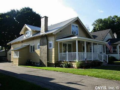 Watertown-City NY Single Family Home Sold: $159,900
