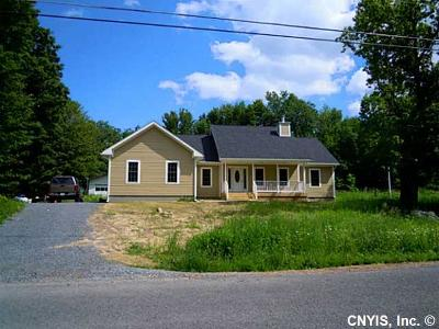 Single Family Home S-Closed/Rented: 48398 County Route 1