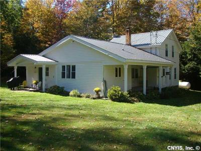 Annsville NY Single Family Home Sold: $289,000