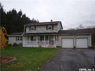 Oneida-Inside NY Single Family Home Sold: $242,000