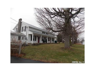 Single Family Home Sold: 10331 State Route 26