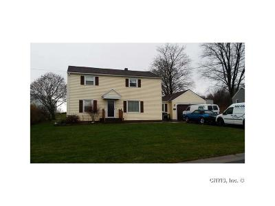 Galen NY Single Family Home A-Active: $89,900